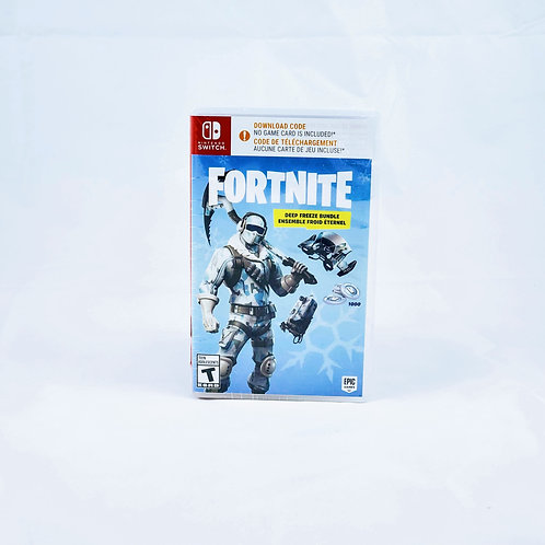 Fortnite : Deep Freeze Bundle – SW