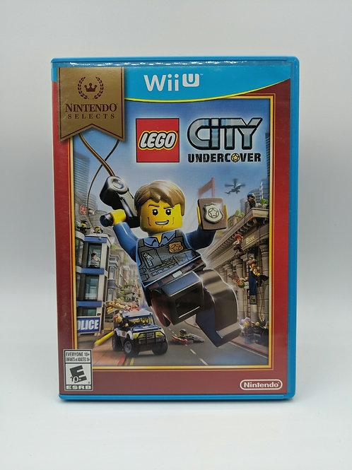 LEGO City Undercover – WiiU
