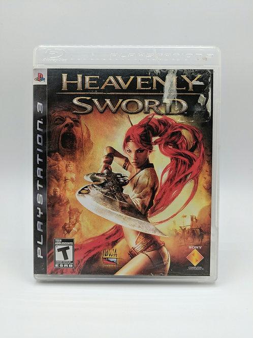 Heavenly Sword – PS3