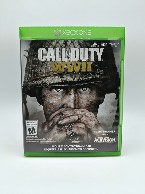 Call Of Duty WWII - XB1
