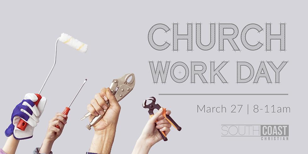 All Church Work Day