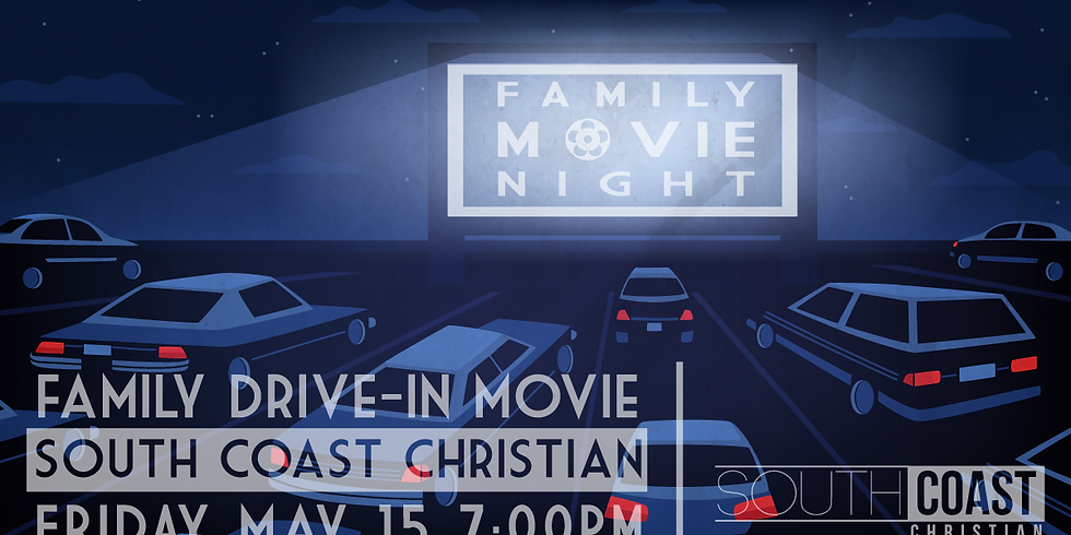 Drive-in Movie Night!