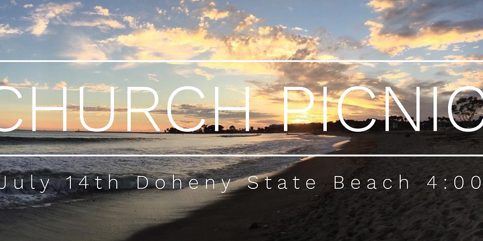 SCC All Church Beach Picnic