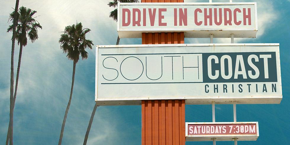 Drive In Church Service