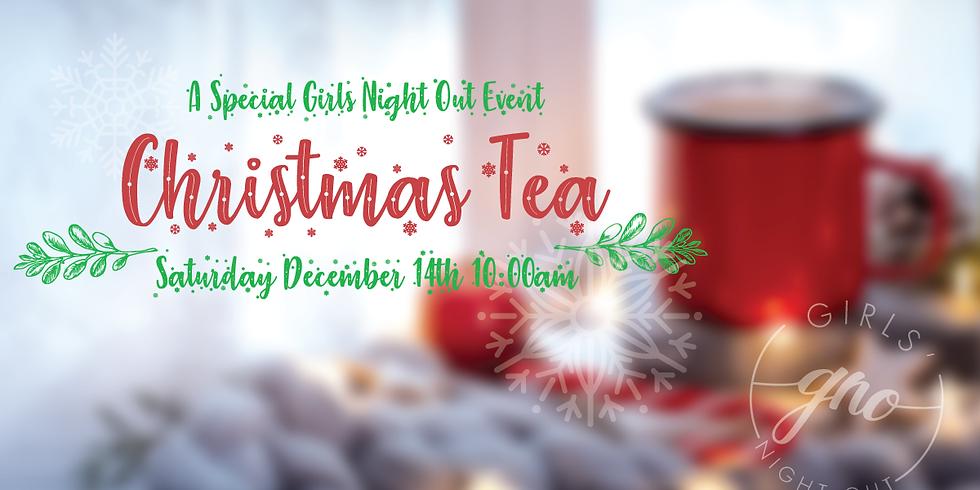 GNO Christmas Tea
