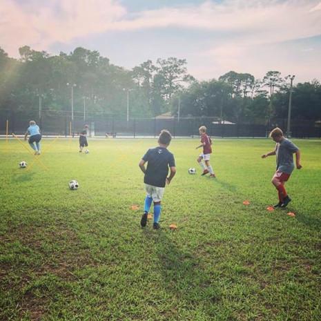 Small Group Training Program