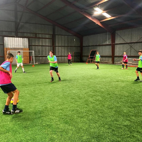 President's Day Weekend Soccer Camp - Photos