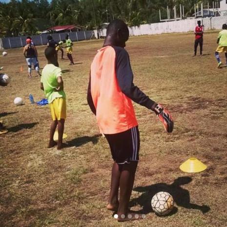 Soccer Clinic: GUYANA 🇬🇾