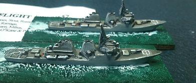 1/3000 modern US naval