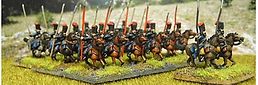 Crimean cossacks 15mm minifigs