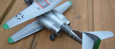 1/72 Unicraft resin luftwaffe '46 project