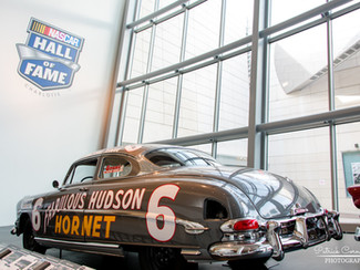 Gentlemen, start your engines! NASCAR's Hall of Fame review.