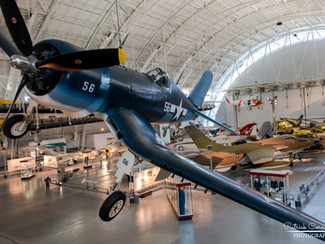 Wings and Wheels: DC's other Air & Space Museum