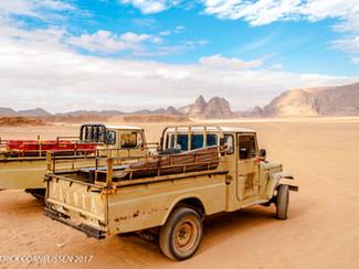 Wadi Rum: Road to Heaven