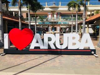 How is Aruba handling COVID-19?