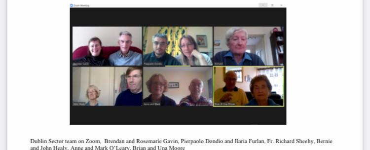 Dublin Sector Team meeting 2020