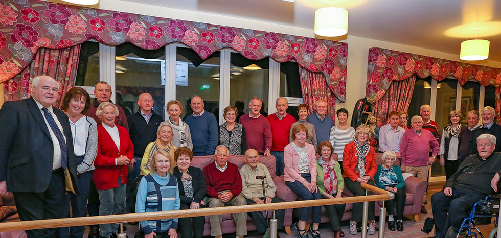 Mullingar Sector celebrating 80th Anniversary of first Teams meeting, February 2019
