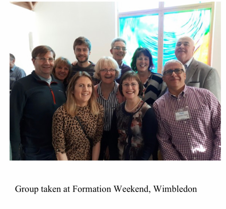 Formation weekend Wimbledon March 2019