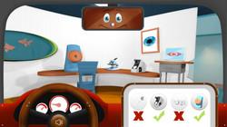 Augenarztpraxis (in Game)