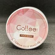 Gollee Cream Glue Remover – Peach Scent