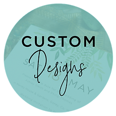 Wedding Stationery Buttons custom TEAL.p