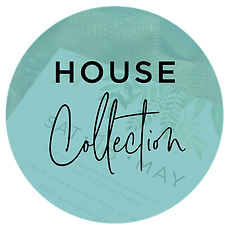 Wedding Stationery Buttons house collect