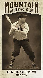 """Baseball Card Kris """"Big Kat"""" Brown.jpg"""