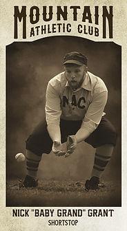 "Baseball Card Nick ""Baby Grand"" Grant.jp"