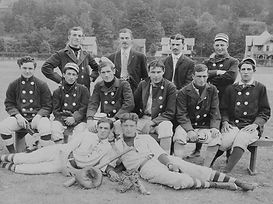Fleischmanns Mountain Athletic Club circa 1904_Jay Kirke