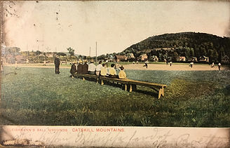 Fleischmanns Ball Grounds - Catskill Mountains