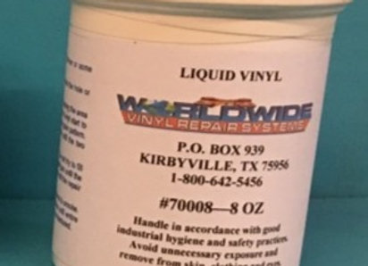Liquid Vinyl 8 oz jar