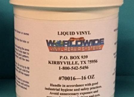 Liquid Vinyl 16 oz jar