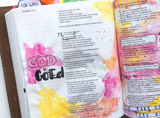 Biblejournaling clearstamps