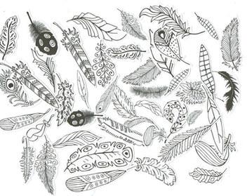 Papercraft veertjes 02.jpg