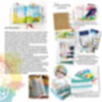 Folder voor boekwinkels By Kris BJ produ