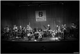 Dror Feiler No Orquesta, Bs As 2017.