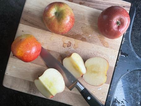 Ani-Inflammatory Stewed Apples