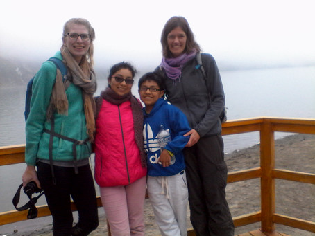 Conoce mi historia en los cursos de inglés en Quito, en Guayasamín Institute