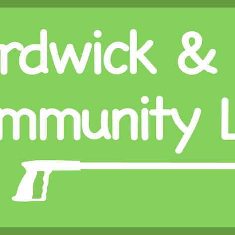 Hardwick & Roseworth Community Litter Pick Logo