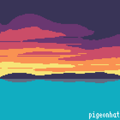 A low res Sunset