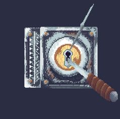 Lockpick from Skyrim