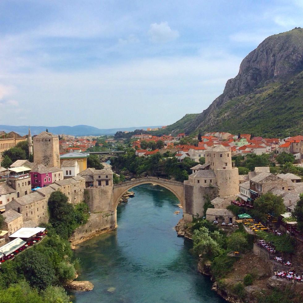 Must Do's in Mostar! (Bosnia Part 1)