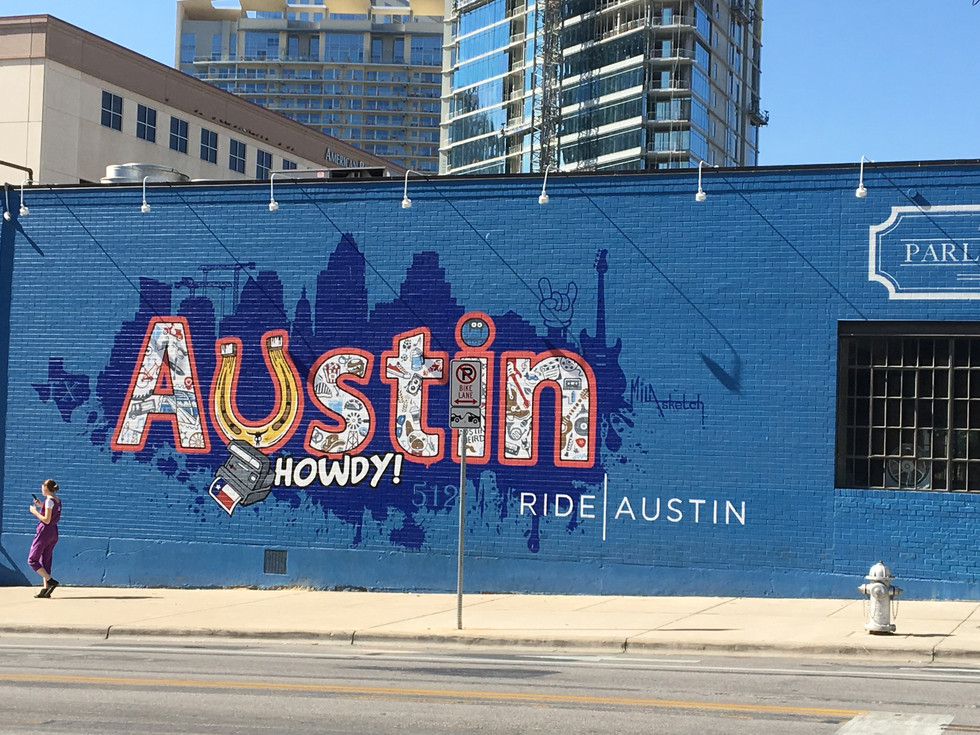 Touring Like a Texan: 3 Days in Austin