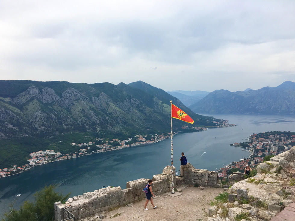 Kotor and Beyond: 3 Days in Montenegro