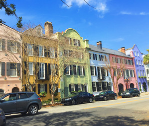 Charmed by Charleston