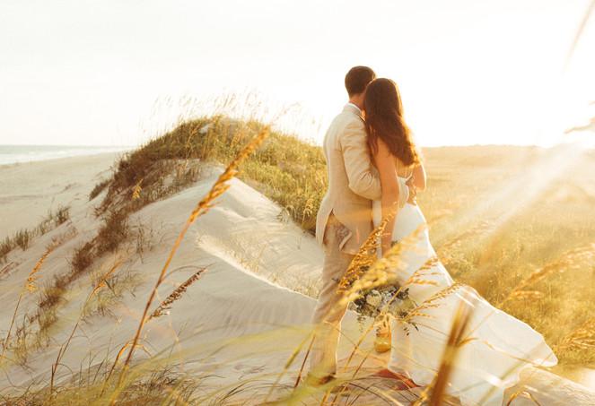 An Ocracoke Island Wedding