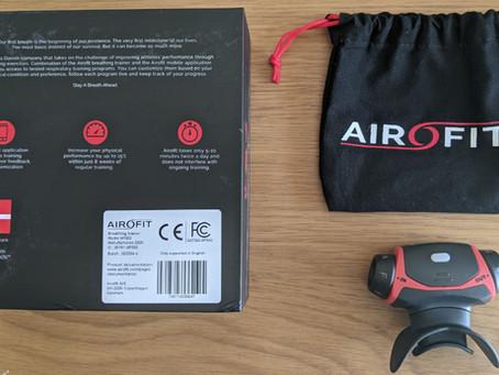Airofit(エアロフィット):毎日5-10分の呼吸トレーニングで運動キャパシティを向上させる