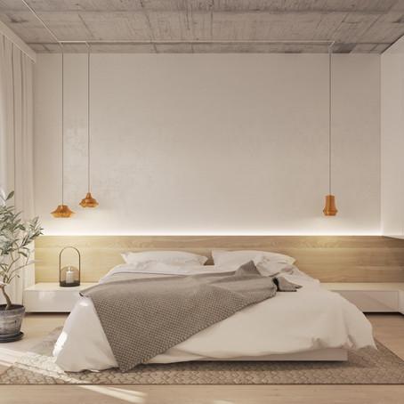 Hoe creëer je een moderne 'Master Bedroom' ?