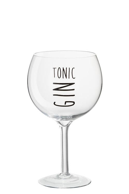 Drinkglas GIN TONIC
