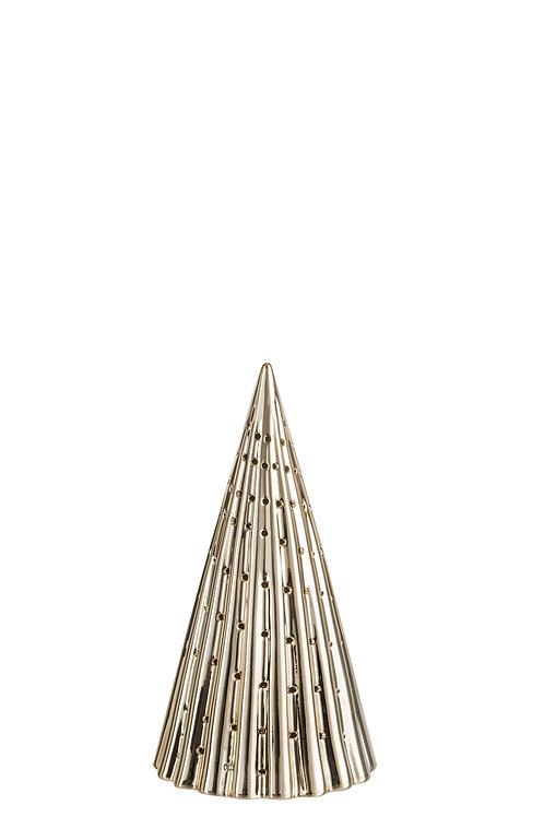 Kerstkegel LED - 21cm